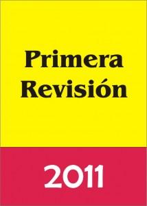 Trabajos Previstos. Primera Revisión en 2011