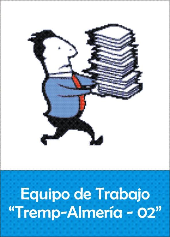 """AMESETE. Equipo de Trabajo """"Tremp-Almería 02"""""""