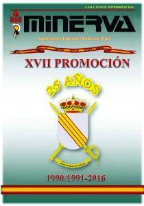 25 AÑOS XVII PROMOCION