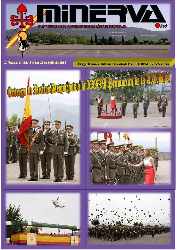 Revista MINERVA.RED núm. 103