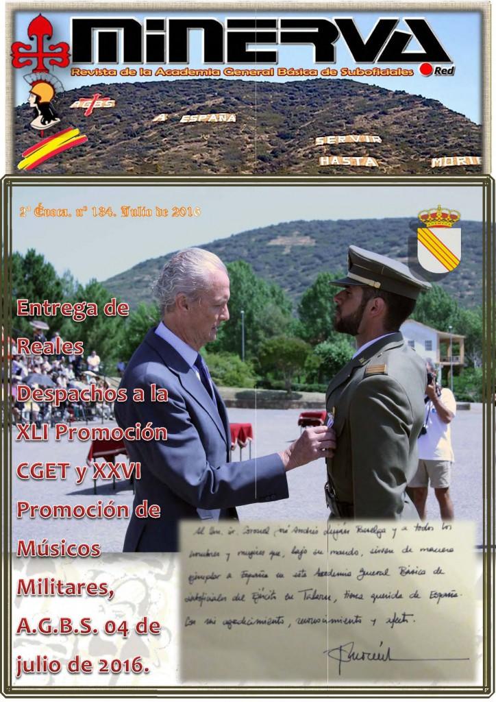 Revista MINERVA.RED núm. 134