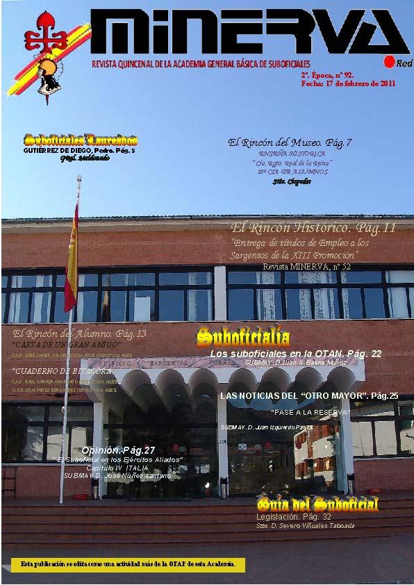 Revista MINERVA.RED núm. 92