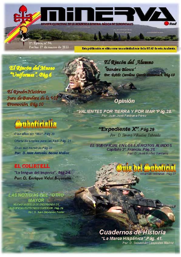 Revista MINERVA.RED núm. 94