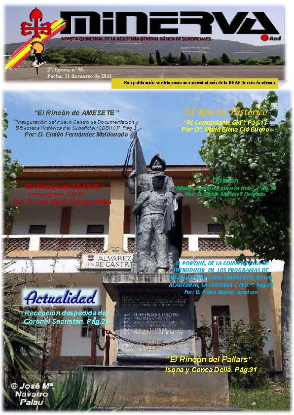 Revista MINERVA.RED núm. 95