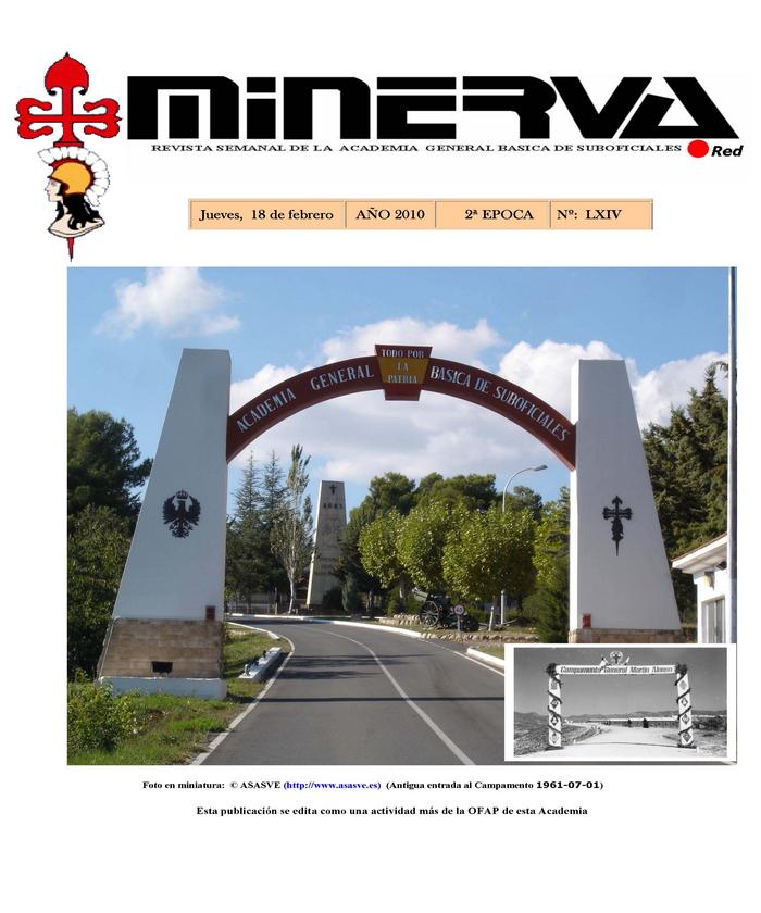 Revista MINERVA.RED núm. 65