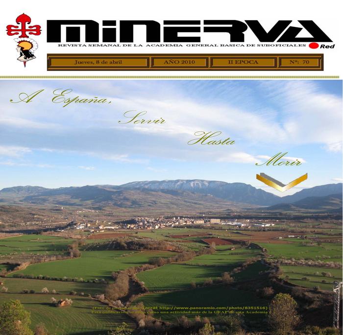 Revista MINERVA.RED núm. 70
