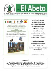 Revista EL ABETO núm. 161