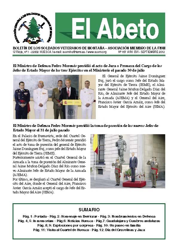 Revista EL ABETO núm. 167