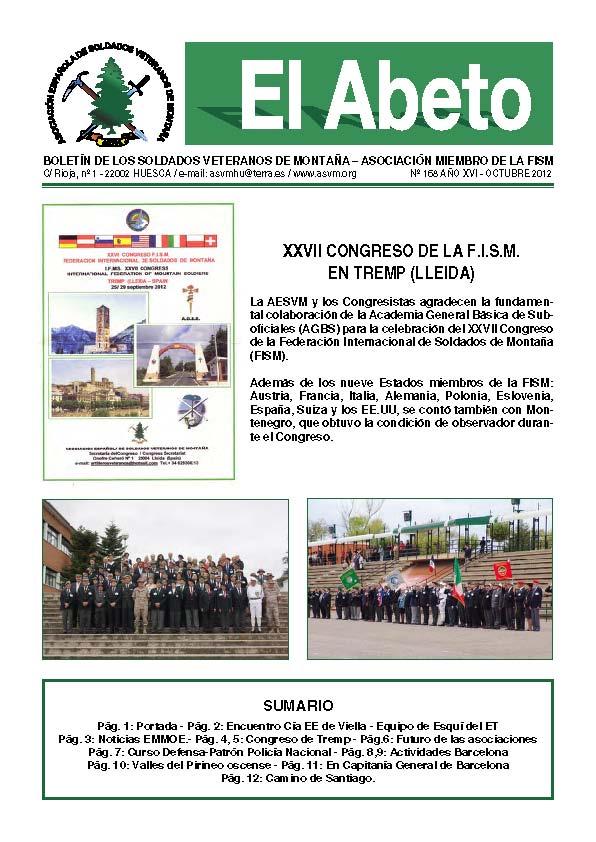 Revista EL ABETO núm. 168