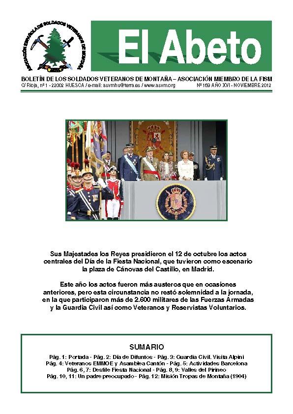 Revista EL ABETO núm. 169