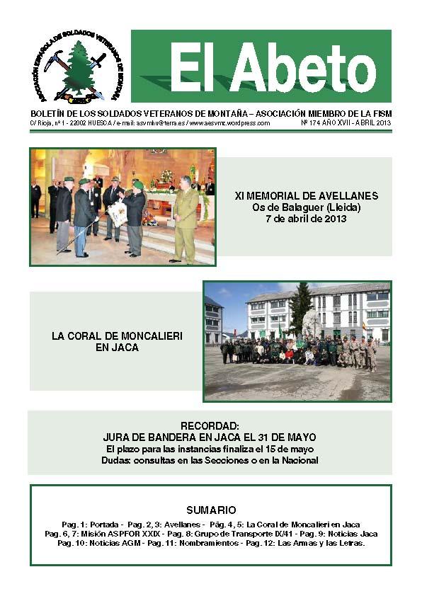 Revista EL ABETO núm. 174