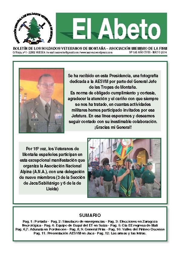 Revista EL ABETO núm. 186