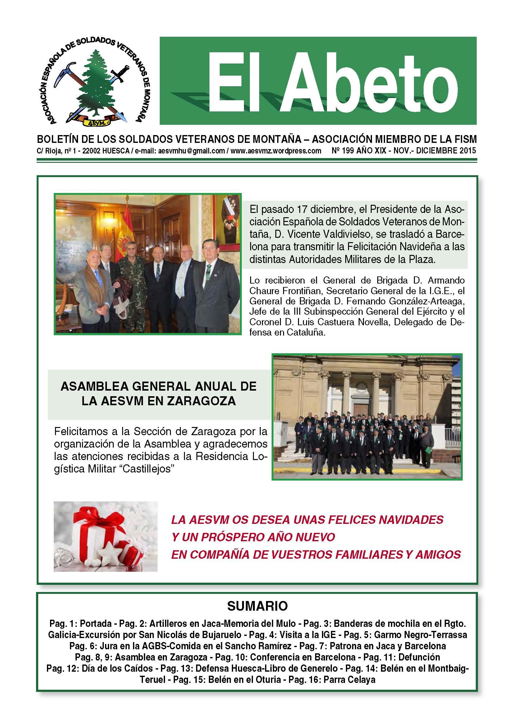Revista EL ABETO 199