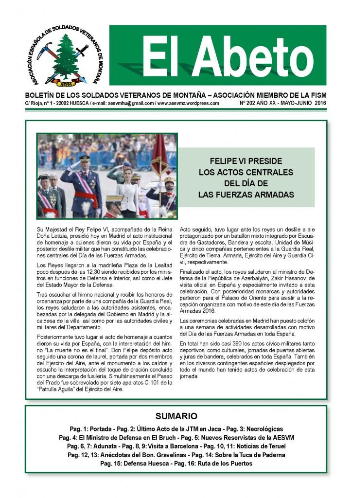 Revista El ABETO núm. 202