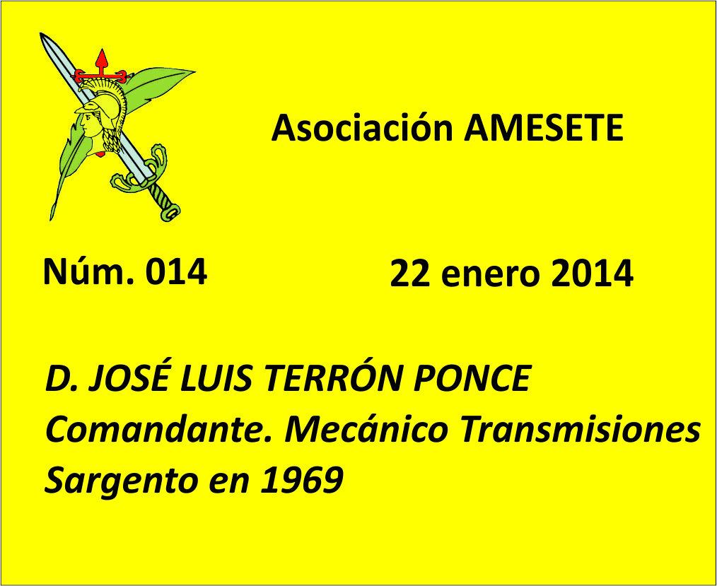 014 - José Luis Terrón Ponce