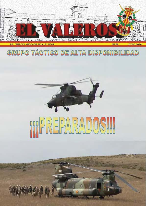 Revista EL VALEROSO nº 9